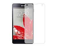 Защитное стекло захисне скло LG E975/Optimus G 0.26mm
