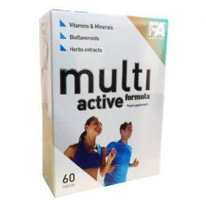 Multi Active Formula Fitness Authority 60 tab , фото 2