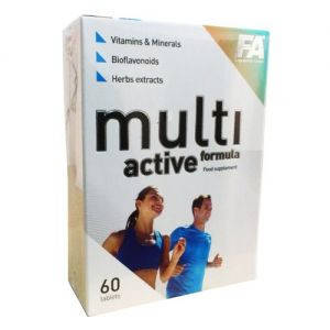 Multi Active Formula Fitness Authority 60 tab , фото 2