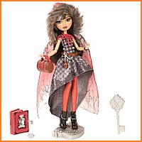 Кукла Ever After High Сериз Худ (Cerise Hood) из серии Legacy Day Школа Долго и Счастливо