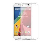 "Защитное стекло захисне скло ""High Quality"" Motorola Moto G2 ГНУЧКЕ"