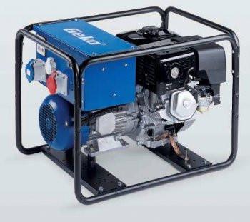 Трехфазный бензиновый генератор Geko 6400 ED-AA HEBA (5,9 кВт)