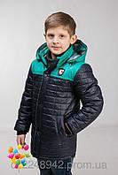 Куртки для мальчиков осенние модные, фото 1