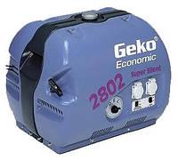 Однофазный бензиновый генератор Geko 2802 E-A HHBA SS (2,6 кВт)