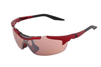 Окуляри велосипедні Axon Universal II 164 Red 90164, КОД: 719007