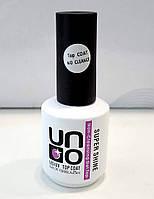UNO Top SUPER SHINE (верхнее покрытие без липкого слоя), 15 мл