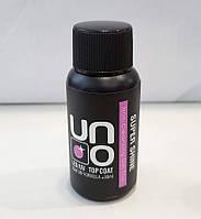 UNO Top SUPER SHINE (верхнее покрытие без липкого слоя), 30 мл