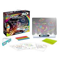 Доска для рисования с 3D-эффектом Toy Magic 3D Космос sp4150-1, КОД: 221794