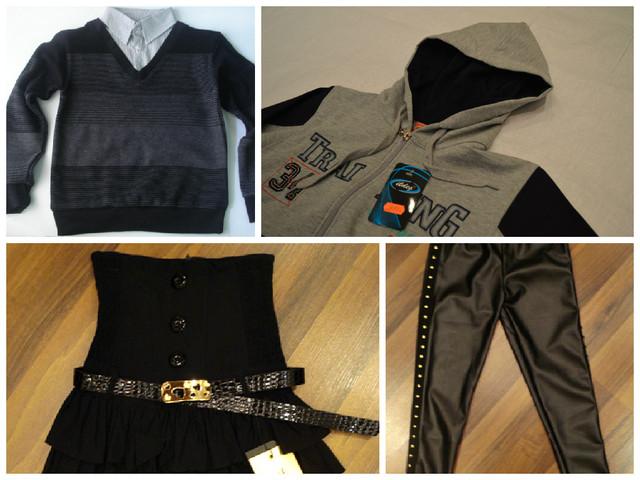 Детская / подростковая одежда