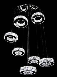 Хрустальная люстра CRISTALIS PREMIUM LIGHT KD6035-Y70, КОД: 130710