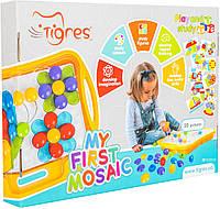 Игрушка Тигрес Моя первая мозаика Разноцветный gabkrp310jWOL48741, КОД: 916433