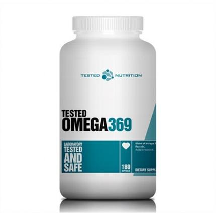 Omega 3 6 9 Tested Nutrition 180 caps, фото 2
