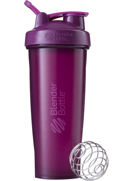 Спортивный шейкер BlenderBottle Classic Loop 940ml Plum (ORIGINAL)