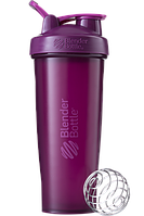 Спортивный шейкер BlenderBottle Classic Loop 940ml Plum (ORIGINAL) , фото 1