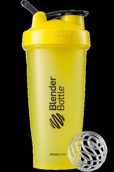 Спортивный шейкер BlenderBottle Classic Loop 820ml Special Edition Killer Bee (ORIGINAL)