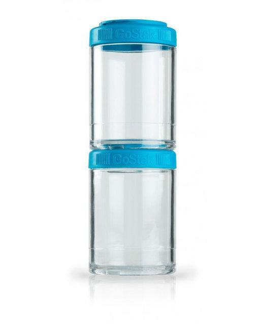 Контейнер спортивний BlenderBottle GoStak 2 Pak Aqua (ORIGINAL)