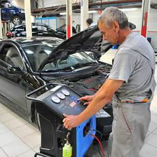Діагностика та ремонт автокондиціонера