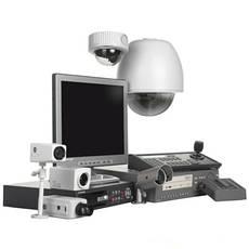 Комплектующие для систем видеонаблюдения, общее