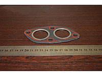 Прокладка выхлопной (приемной) трубы на штаны заз 1102 1103 таврия славута