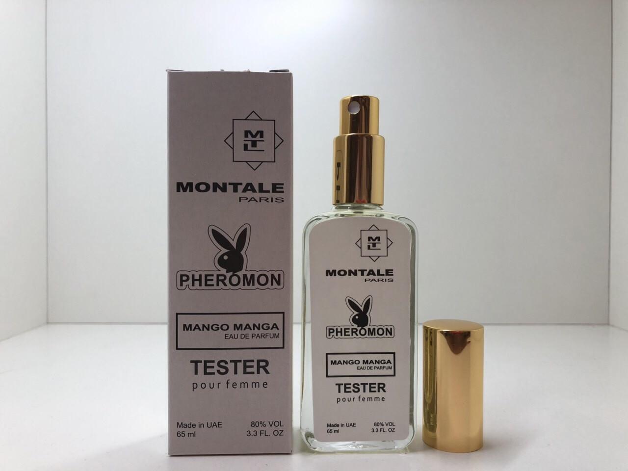 Montale Mango Manga парфюмерия унисекс тестер  с феромонами 65 ml (реплика)