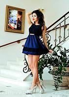 Очаровательное короткое платье Rose