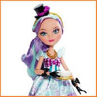 Кукла Ever After High Мэделин Хэттер (Madeline Hatter) Чайная вечеринка Эвер Афтер Хай