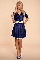 Клешеное женское  платье 870 SL, фото 1