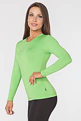 Женский спортивный лонгслив Radical Efficient M Зеленый r0810, КОД: 1191923