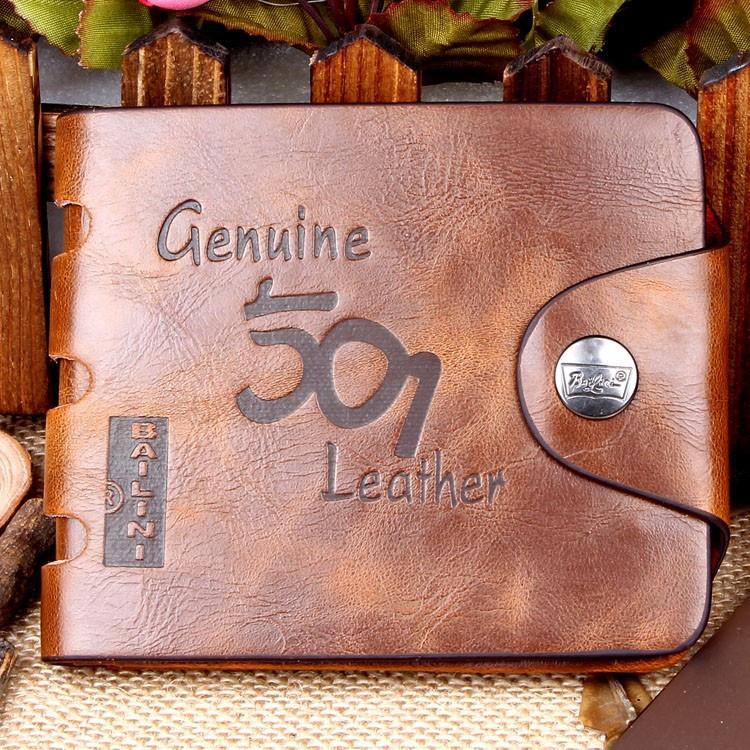 6f52c498149c Мужской кошелек. Кожаный бумажник Bailini: продажа, кошельки ...