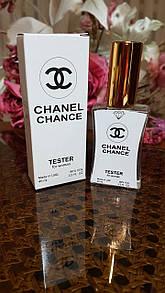 Женский парфюм Chanel Chance (Шанель Шанс) производства ОАЭ (реплика) тестер 45 ml Diamond