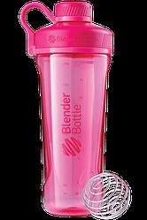 Спортивная бутылка-шейкер BlenderBottle Radian Tritan 940 ml Pink, КОД: 977519