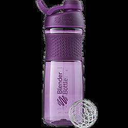 Спортивная бутылка-шейкер BlenderBottle SportMixer Twist 820 ml Plum, КОД: 977692