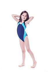 Купальник для девочки Shepa 009 152 Темно-синий sh0321, КОД: 264454