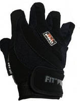 Перчатки для тяжелой атлетики Power System S1 Pro FP-03 Black S