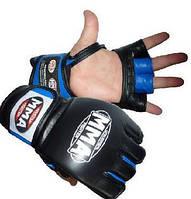 Рукавички для ММА Power System 006 Katame M Blue