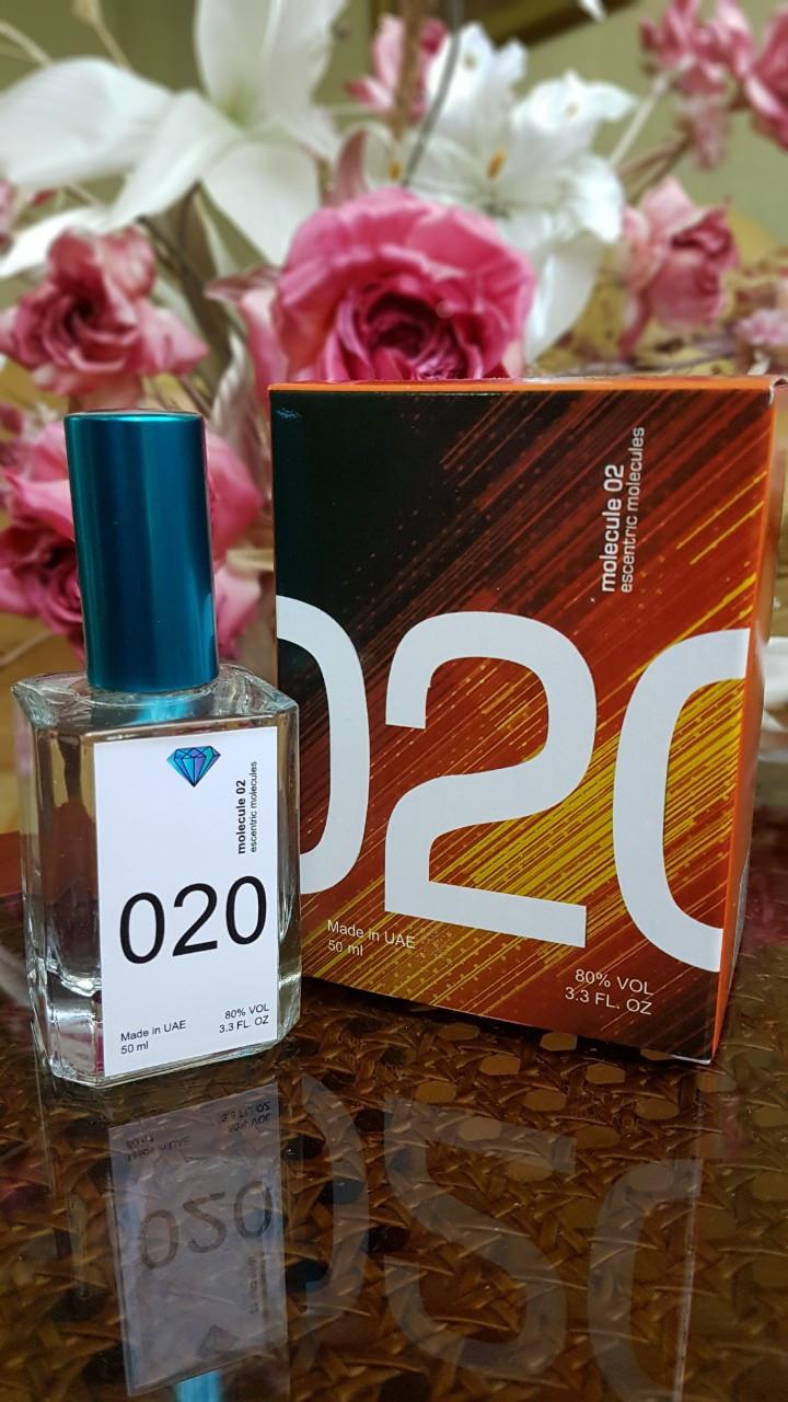 Escentric 02 Escentric Molecules (молекула 02) парфюм VIP тестер 50 ml Diamond ОАЭ (реплика)