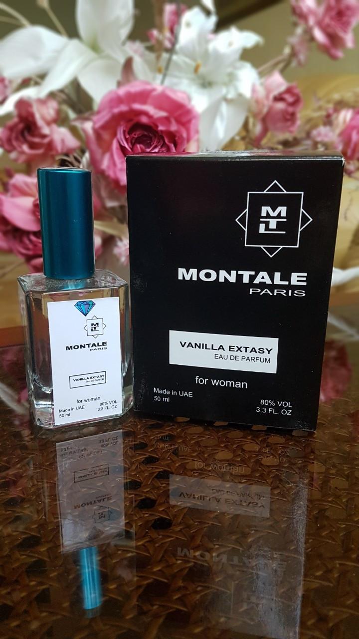 Montale Vanilla Extasy (монталь ванила экстези) парфюмерия женская VIP тестер 50 ml Diamond ОАЭ (реплика)