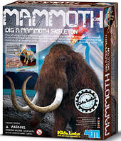 Раскопки мамонта 00-03236 4М