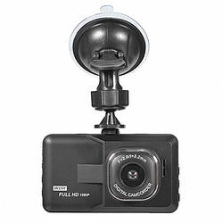 Автомобильный видеорегистратор AKLINE DVR 626 1080P Full HD Черный KD-5478S350, КОД: 351808