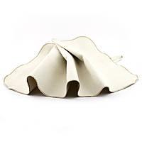 Коврик для сауны Luxyart Белый XL, размер 100*50 см, белый (LS-309)