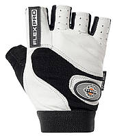 Перчатки для фитнеса и тяжелой атлетики Power System Flex Pro PS-2650 S White, фото 1