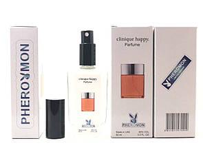 Мужская парфюмерия Clinique happy тестер 60 ml в цветной упаковке с феромонами (реплика)