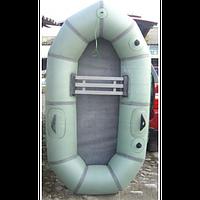 """Надувная резиновая лодка """"Байкал"""" Лисичанка, полтораместная с увеличенным баллоном, фото 1"""