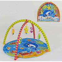 Коврик для малышей 604-8 B