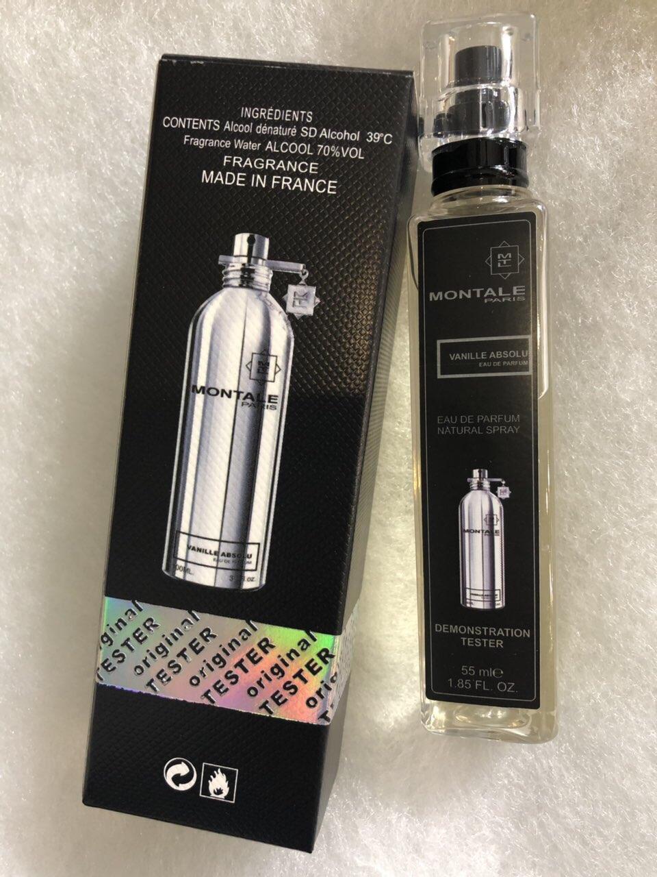 Montale Vanilla Absolu  парфюмерия женская тестер 55 ml (реплика)