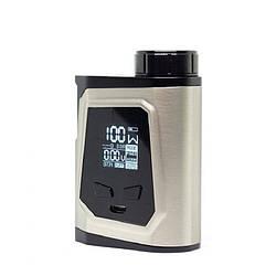 Батарейный мод IJOY CAPO 100 TC Box Mod Silver with 21700 Battery version AJFc100+, КОД: 379190