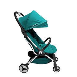 Прогулочная коляска YOYA Care Future Бирюзовый, КОД: 125788