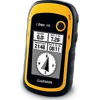 Туристический GPS навигатор Garmin eTrex 10 (68-00-5)