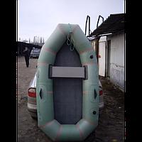 """Надувная резиновая лодка """"Язь"""" Лисичанка, полтораместная, фото 1"""