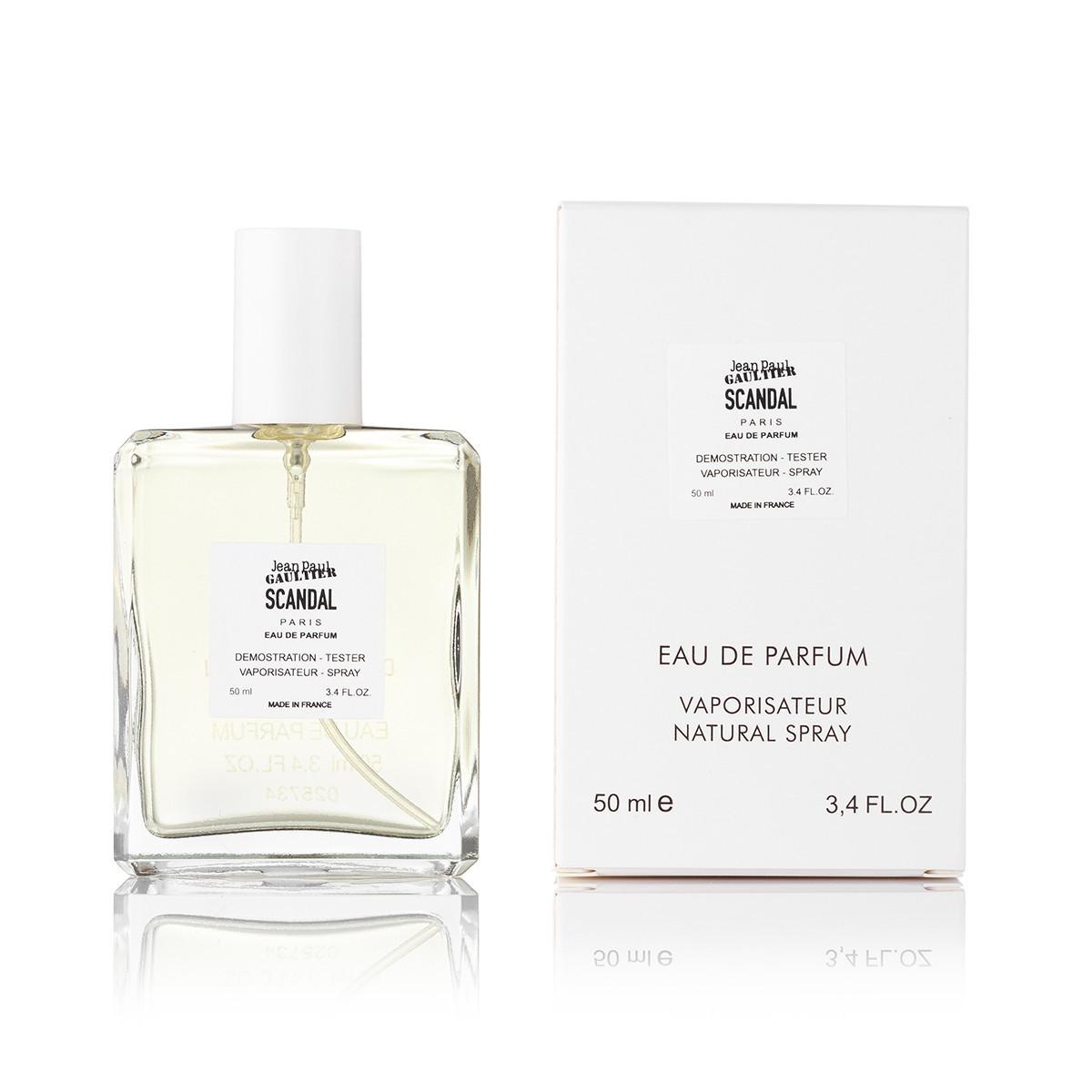 Женский мини парфюм Scandal Jean Paul Gaultier (Жан Поль Готье Скандал ) тестер 50 мл (реплика)